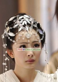 Chinese Wedding Hair Accessories Complete Set | Hair ...