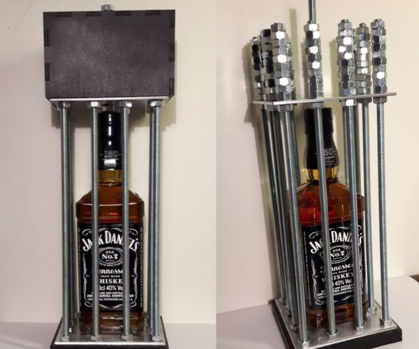 20 Hard Liquor Bottle Craft Ideas Pictures And Ideas On Meta Networks