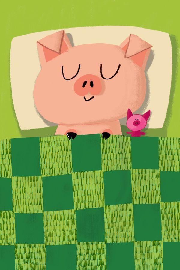 Cute Real Pigs Iphone Wallpaper Jim Field Illustrations Pinterest Fields
