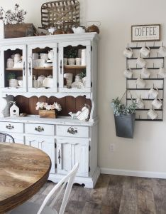 Click to shop french country home decor at hudson and vine   online marketplace bring your also hanging galvanized metal picking basket set interior decorating rh pinterest