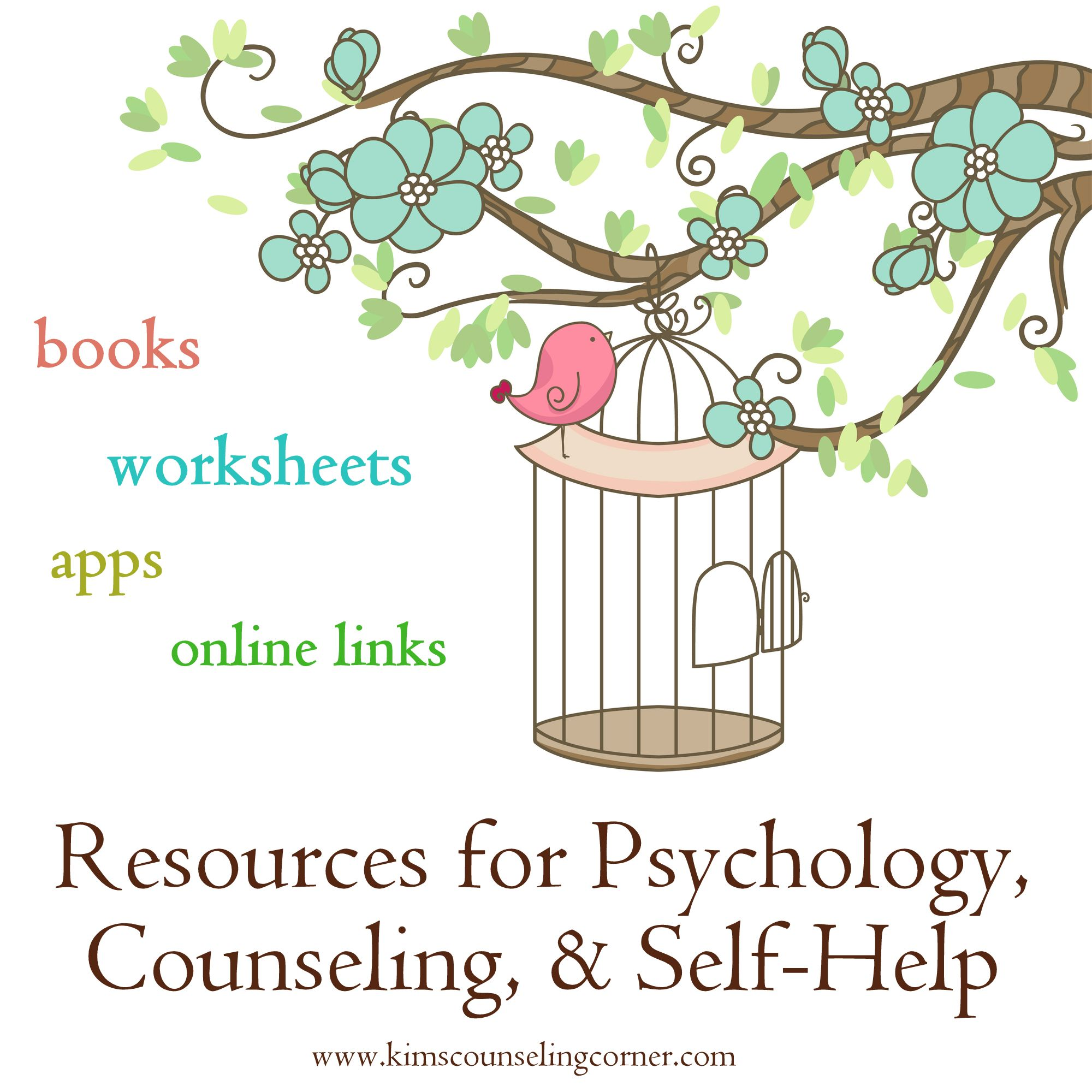 Resources For Psychology Counseling Amp Self Help