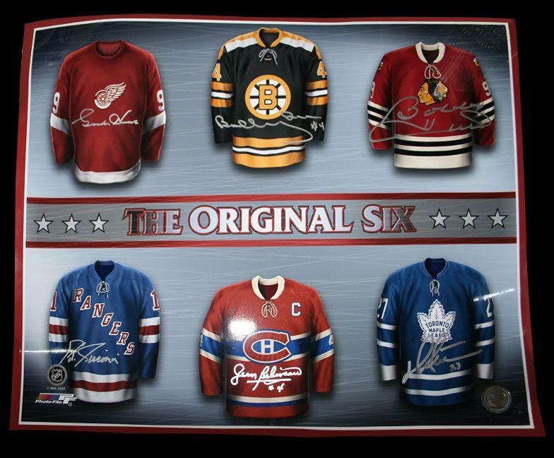 New York Rangers Original Six
