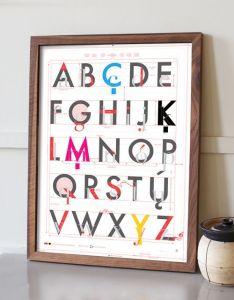 Alphabet of typography pop chartsdesign also chart lab   design data   delight rh uk pinterest