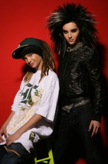 Kaulitz Twins Tokio Hotel. In Day