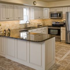 Kitchen Cabinet Refacing Cost Sink Faucet With Sprayer Refinishing Ideas Pinterest