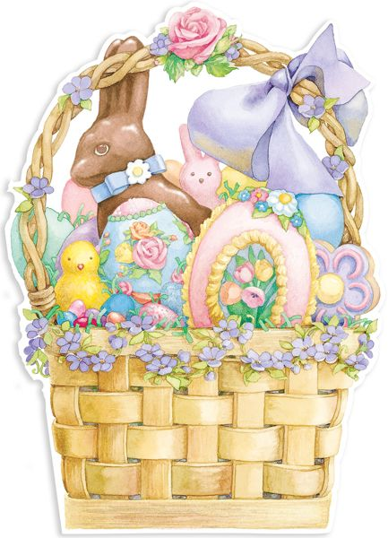 """""""basket of sweets"""" easter's"""