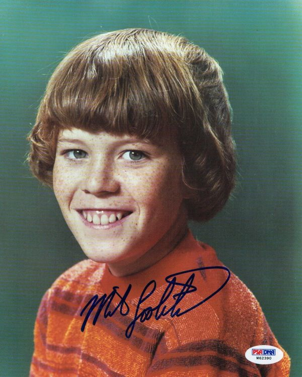 Mike Lookinland Brady Bunch