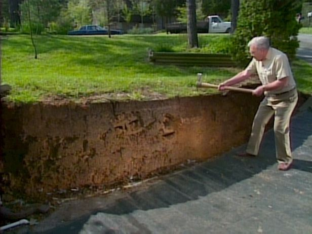 How To Build Terraced Retaining Wall Garden Pinterest On