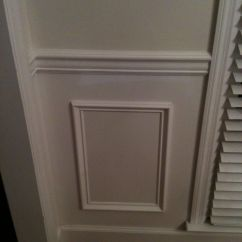What Is A Chair Rail Tall Folding Molding Under Home Redecorating Pinterest