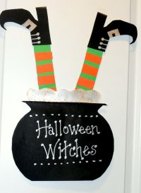 "BluemoonPalette: Halloween ""Witches"" ( wishes) Door"