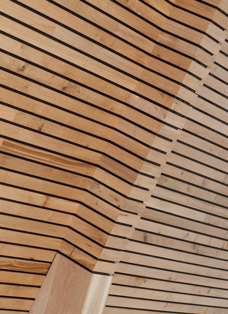 Bardage Bois Bardage Bois Red Cedar Plus