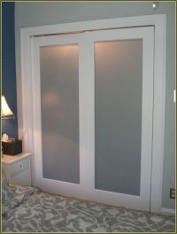 Frosted Glass Closet Doors Lowes | house paint exterior ...