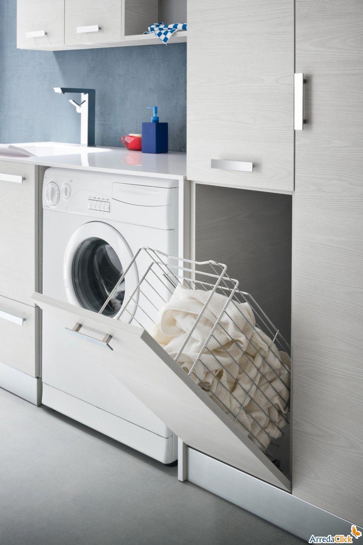 bagno lavanderia piccolo  Cerca con Google  Bagno  Pinterest  Piccolo Laundry and Mobiles