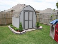 Landscaping around shed | Outdoors | Pinterest ...