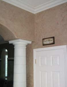 Interior columns are starting to grow on me also indoor  outdoor rh pinterest