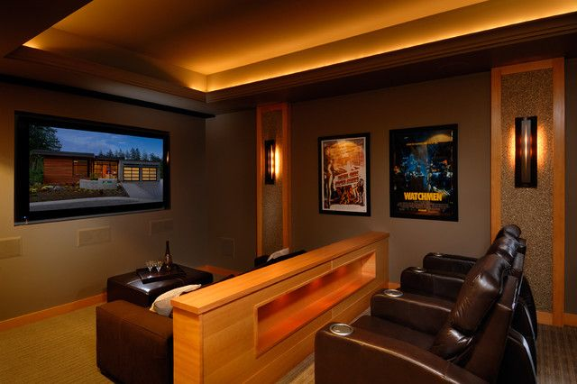 Home Theater Design 2013 Simple Elegant And Stylish Home