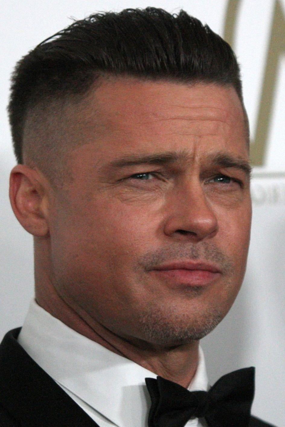 Brad Pitt Frisur Frisur Ideen Info 726 Html #frisur