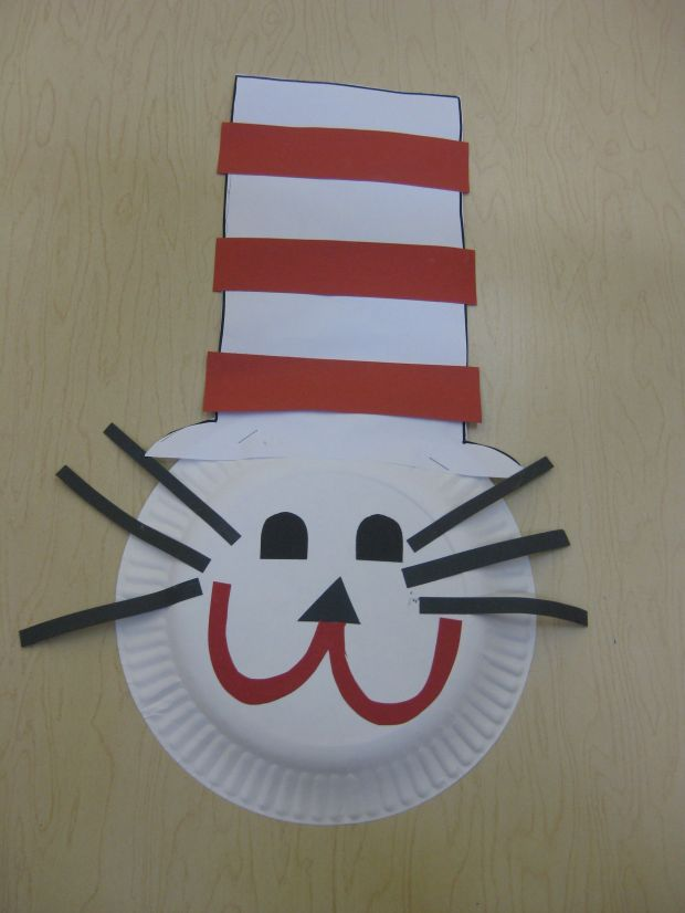 Cat In The Hat Plates Home Design Ideas