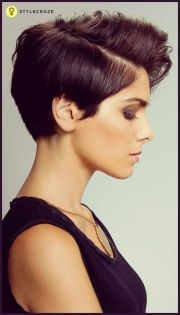 funky short punk hairstyles