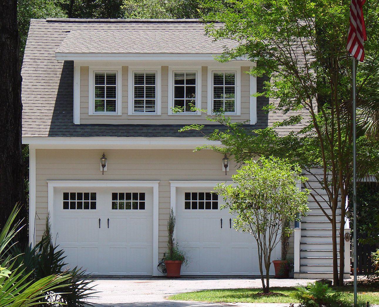 Carriage House Design Plans Authorityformulas Four Window