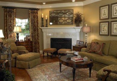 Family Room Furniture Arrangement Home Design Ideas