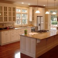 Minimalist Home Kitchen Design Ideas Showing Off White Paint Backgrounds Cabinets Of Layouts Androids High Resolution