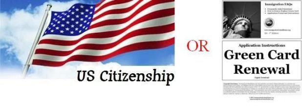 Us Citizenship Application Process For Green Card Holders