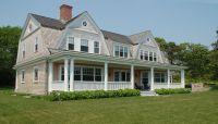 Cape Cod Home Exterior Designs | Front Porch Ideas ...