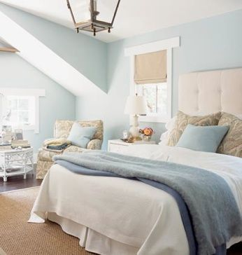 paint this! blue bedrooms | bedroom color palettes, master bedroom
