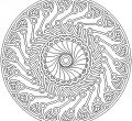 Backgrounds coloring pages mandala of printing androids hd in these you willour mandalas made to