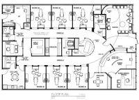 Dental Office Floor Plans | Clinicas-Hospital | Pinterest ...