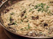 Pasta with White Truffle Butter
