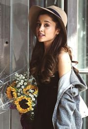 ariana grande 3 and style