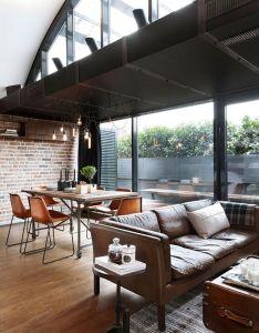 Architect dimitar karanikolov and interior designer veneta nikolova have teamed up to create  beautiful loft also rh in pinterest