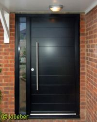 Door Black & Cheap Entry Doors With Side Lights