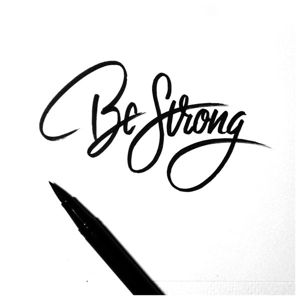 Be Strong By Neil Secretario