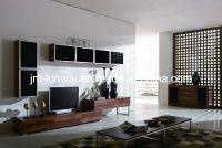 Melamine Tv Unit Living Room Furniture China Tv Unit Tv ...