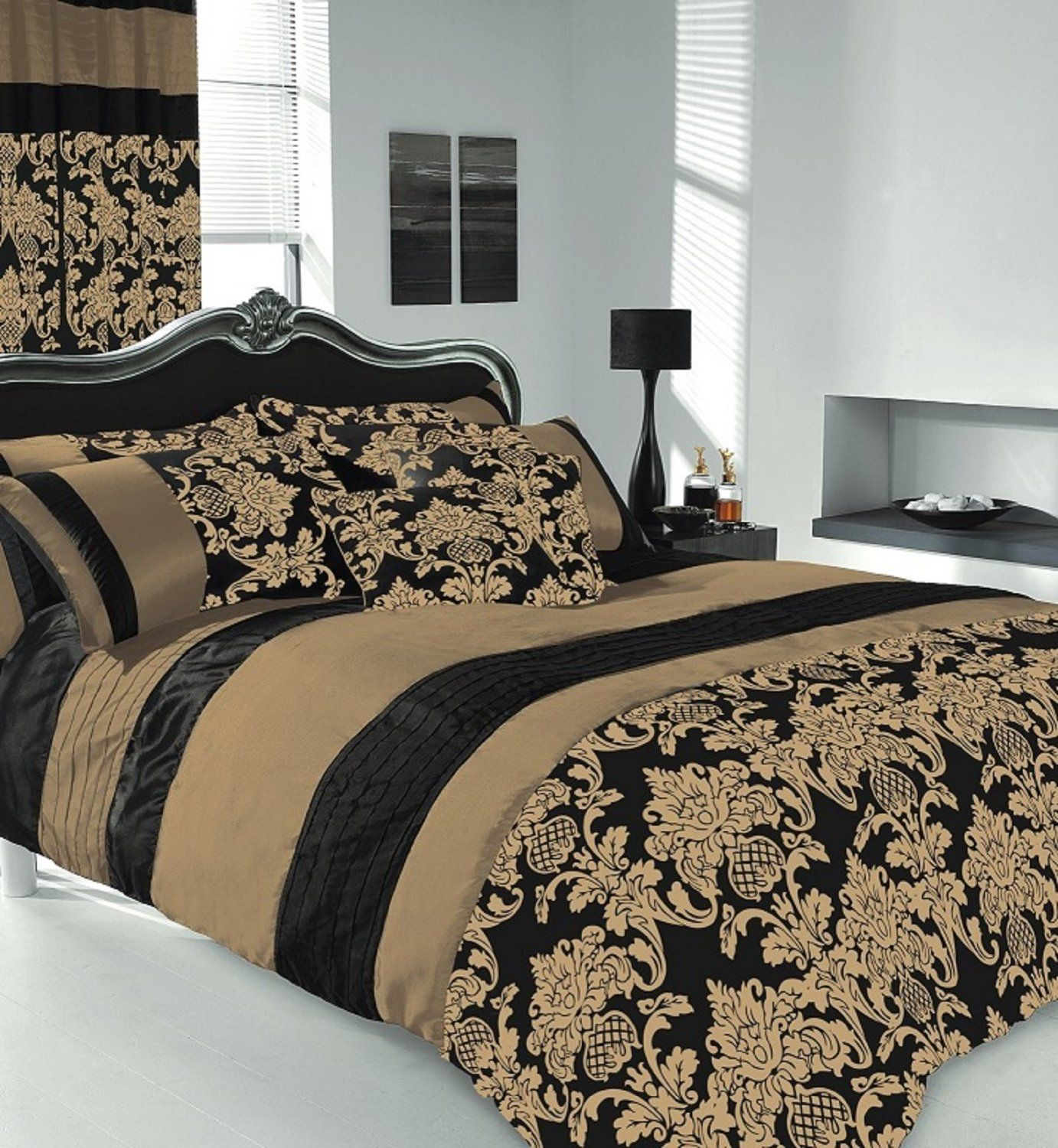Apachi King Size Duvet Cover Bedding Set