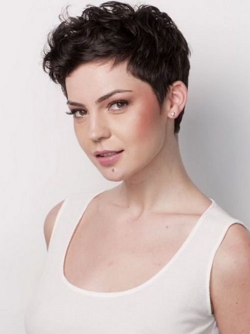 Short Hairstyles For Thick Wavy Hair Pictures Beauty Cosmetics