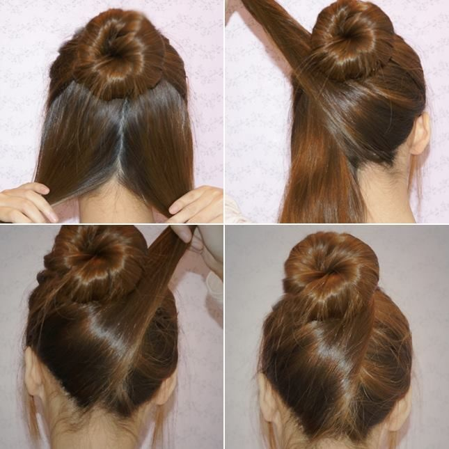 Different Do It Yourself Hairstyles Hair Pinterest Twists