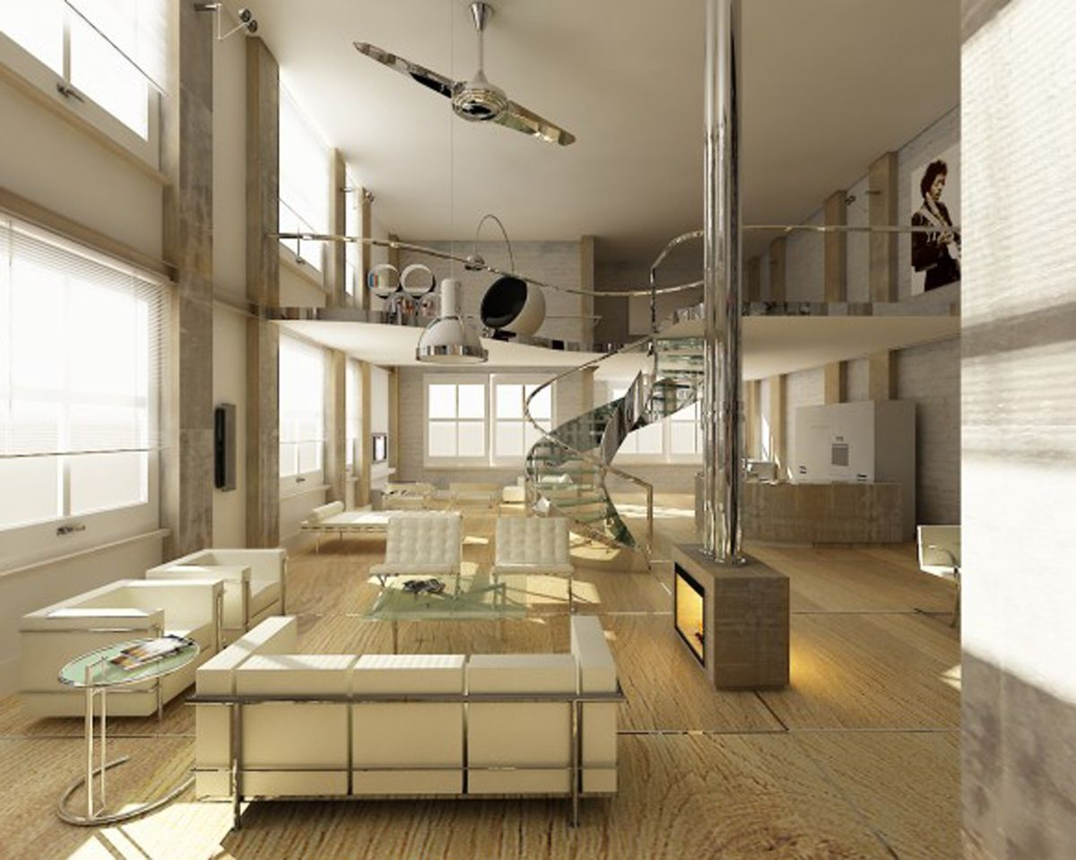 Mansion Living Rooms House Living Room Decor One Of 7 Total