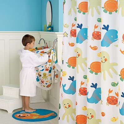 The Kids Bathroom Nursery Themes For Kids And Curtains For Kids