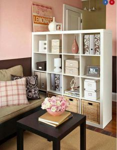 House also creative uses of storage cubes that are spot on for small homes rh pinterest