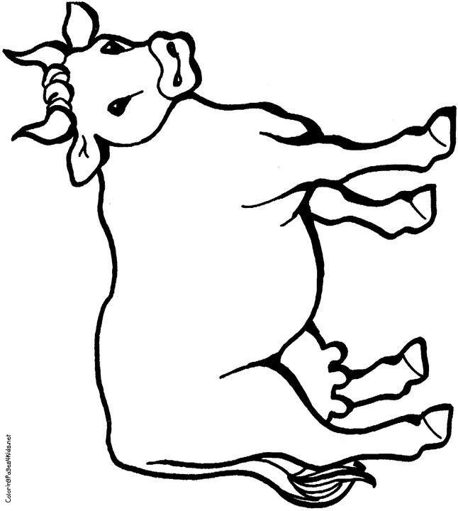Cow Spots Clipart
