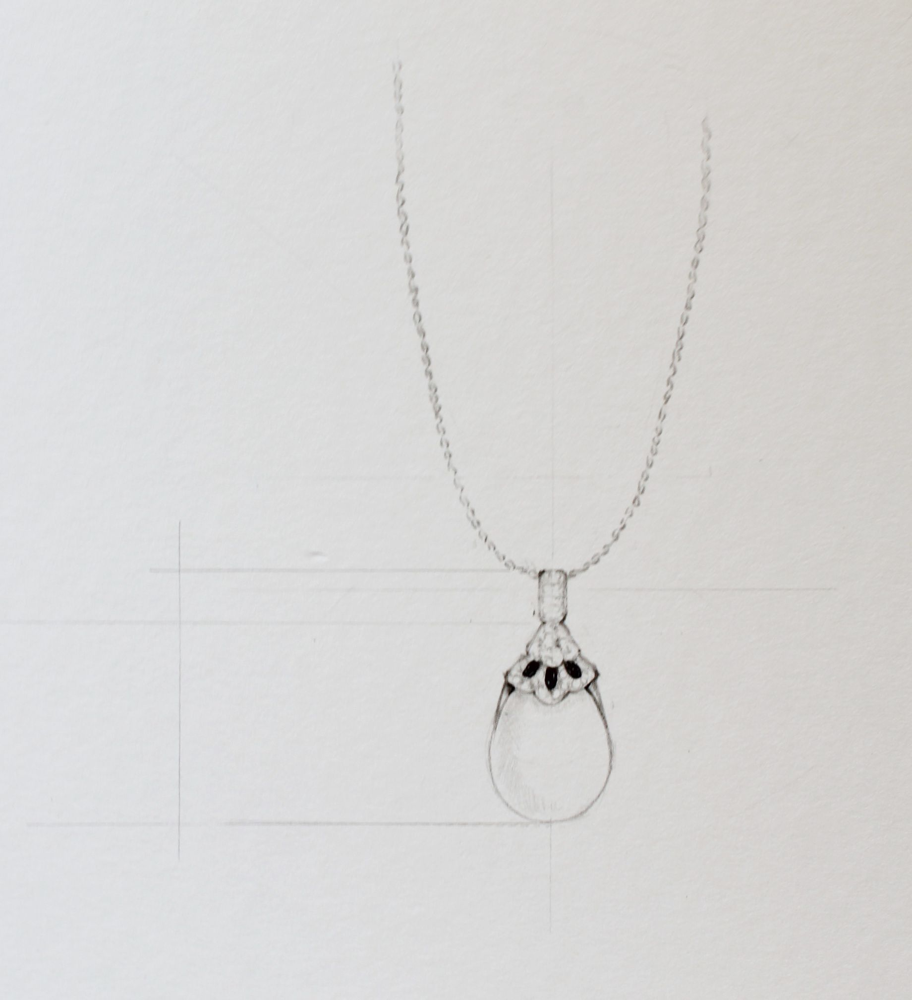 Drawing and Designing Jewelry: How To Draw Necklaces and