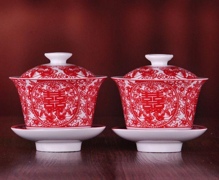 chinese wedding tea ceremony set