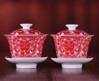 chinese wedding tea ceremony set | Chinese Customs n ...