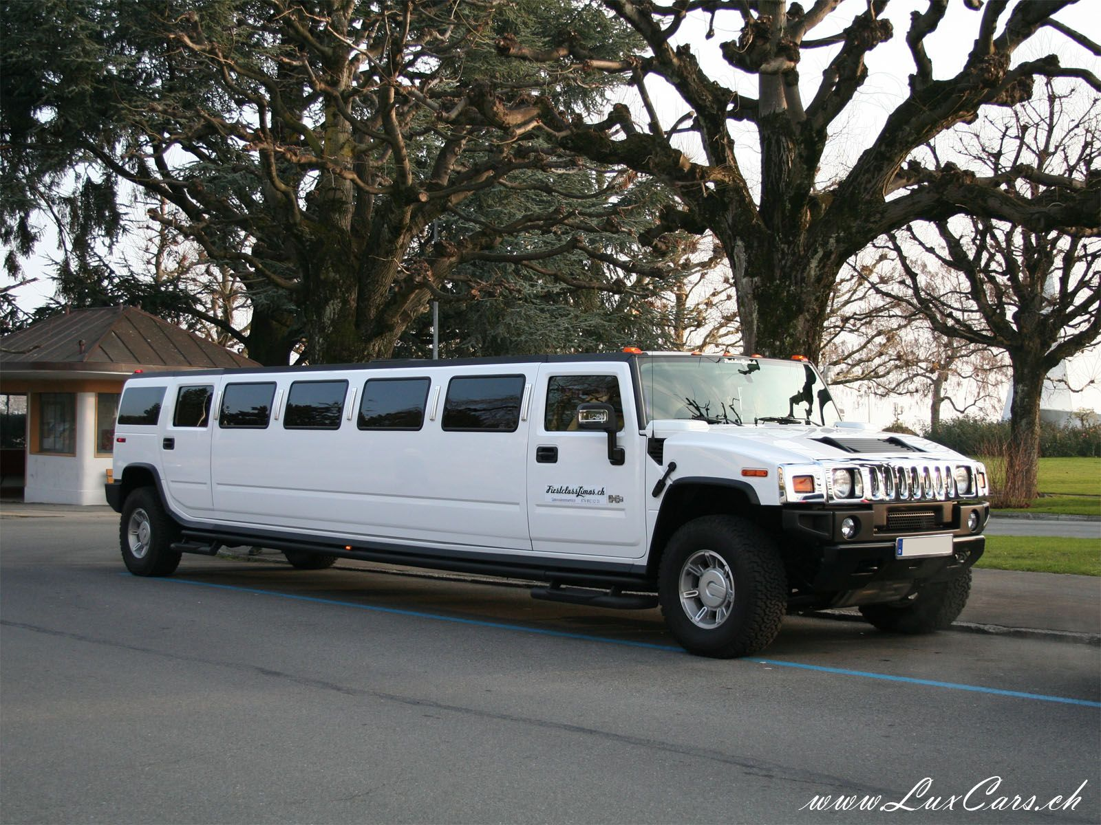 Hummer H2 Limousine Série de photos I just stumbled upon this