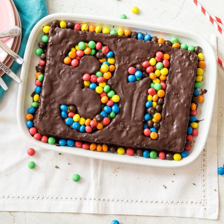 13 Geburtstagskuchen fr kleine und groe