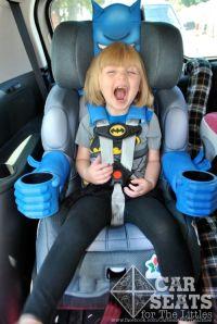 KidsEmbrace Batman Car Seat Review and Giveaway ...